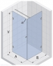Душевая кабина RIHO SCANDIC MISTRAL M201-90/90 L/R