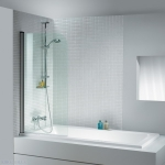 Шторка на ванну Riho NAUTIC 3000 N107 75