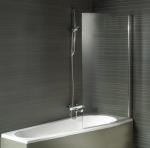 Шторка на ванну Riho NAUTIC 3000 LYRA 140/153