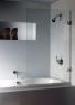 Шторка на ванну Riho SCANDIC S108-85