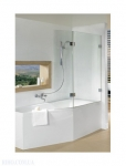 Шторка на ванну Riho SCANDIC S500-GETA160/170